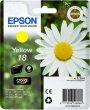 Tintapatron XP 30 102 202 205 Epson sárga 3,3ml T180440