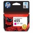 Tintapatron HP nr.655 vörös 600 oldal CZ111E