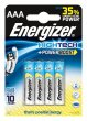 Elem AAA mikro 4db Energizer Maximum Power