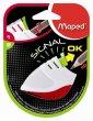 Hegyező egylyukú tartályos Maped Stop Signal vegyes színek