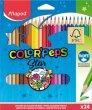 Színes ceruza készlet Maped ColorPeps 24 különböző szín