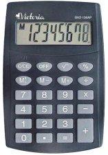 Számológép zseb 8 számjegy Victoria GVZ-136AP #1