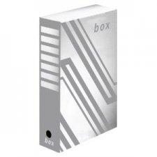Archiváló doboz A4 80mm karton Fornax #1