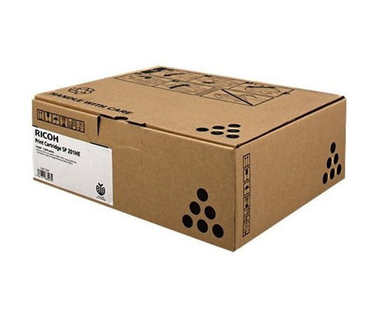 407254 Lézertoner SP 201N SP 203S SP 204 SP 211 nyomtatókhoz Ricoh fekete 2,6K