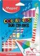 Filctoll készlet mosható Maped Color Peps Duo 20 szín