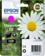 Tintapatron XP 30 102 202 205 Epson vörös 3,3ml T180340