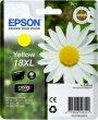 Tintapatron XP 30 102 202 205 Epson sárga 6,6ml T181440