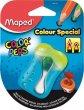 Hegyező kétlyukú tartályos Maped ColorPeps vegyes szín