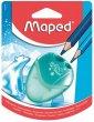 Hegyező kétlyukú tartályos Maped I-Gloo vegyes színek