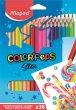 Színes ceruza készlet Maped ColorPeps 36 különböző szín