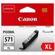 CLI-571GXL Tintapatron Pixma MG5750 6850 7750 nyomtatókhoz Canon szürke 11ml
