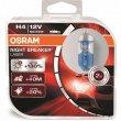 Halogén izzó autó/gépjármű H4 60/55W 12V Osram Night Breaker Laser +130 2 db