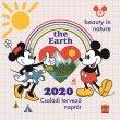 Naptár fali Toptimer Családi tervező Disney