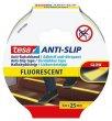 Csúszásgátló szalag 25mmx5m Tesa Anti-Slip fluoreszkáló