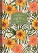 Naptár tervező B6 heti Absolut Softy Flowers Orange Dreem