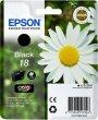 T18014010 Tintapatron XP 30 102 202 205 nyomtatókhoz Epson fekete 5,2ml