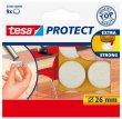 Filckorong karcolásgátló 26mm Tesa Protect fehér