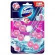 WC fertőtlenítő Domestos Power 5 DUO pink magnólia 2 db-os