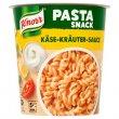 Instant készétel 65g Knorr Snack tészta sajtos-zöldfűszeres szósszal