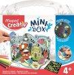 Akvárium készítő kreatív készségfejlesztő készlet Maped Creativ Mini Box