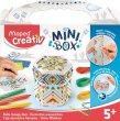 Kincsesdoboz kreatív készségfejlesztő készlet Maped Creativ Mini Box