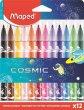 Filctoll készlet 2,8mm kimosható Maped Cosmic 12 különböző szín