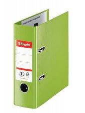 Iratrendező 75mm A5 élvédő sínnel Esselte Standard Vivida zöld #1