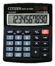 Számológép asztali 10 számjegy Citizen SDC810 #1