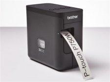 Elektromos feliratozógép Brother PT P750W #1