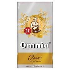 Kávé pörkölt őrölt 1000g Douwe Egberts Omnia #1