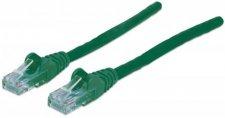 UTP patch kábel Cat6 0,5m Intellinet zöld #1