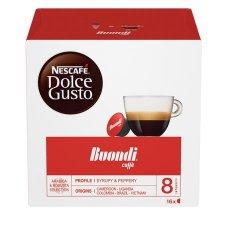 Kávékapszula 16 db Nescafé Dolce Gusto Boundi Caffé #1
